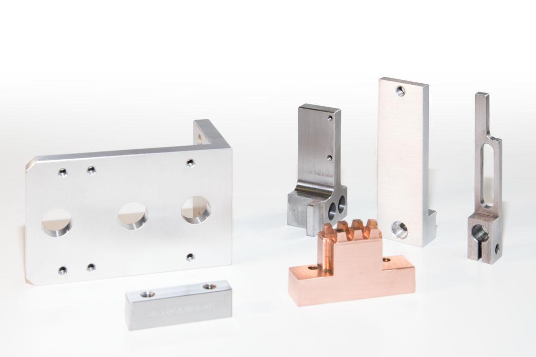 Wieler CNC & FORM Fräßteile - Einzellanfertigungen