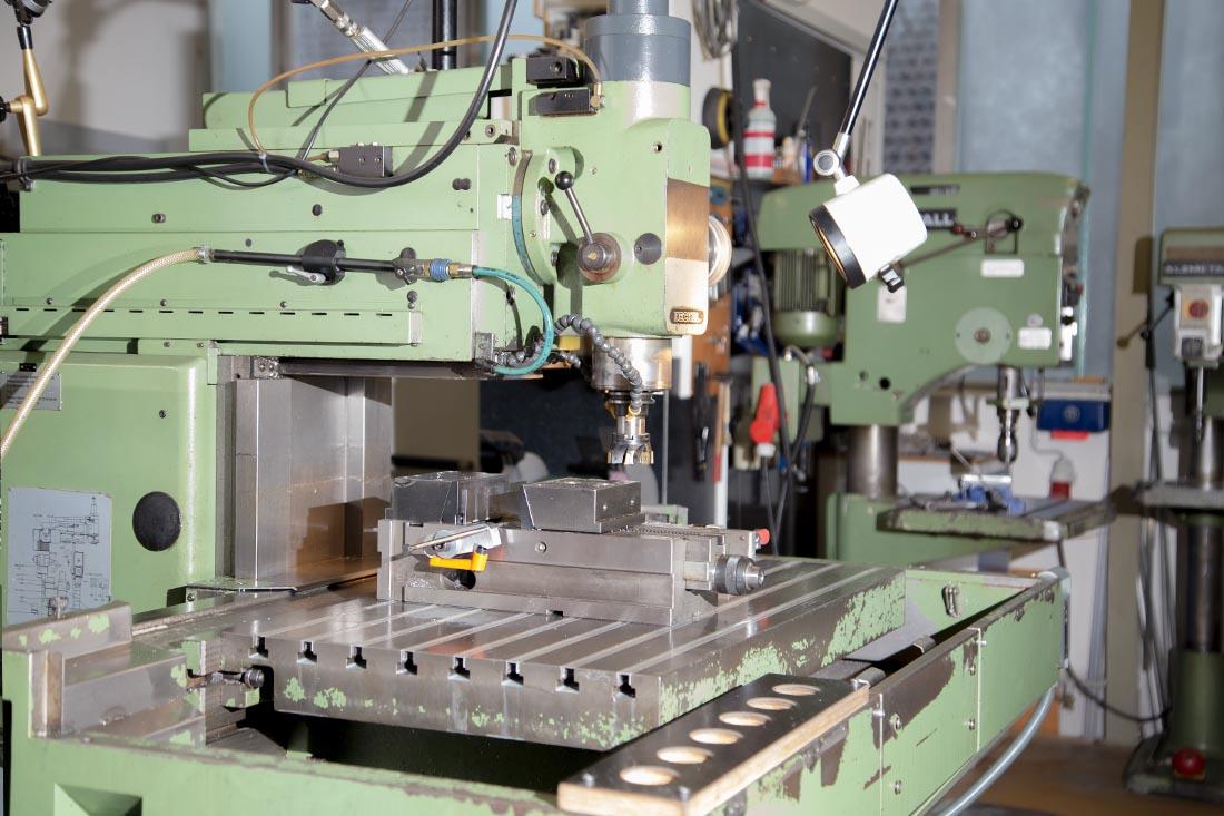Wieler CNC & Form Maschinenpark