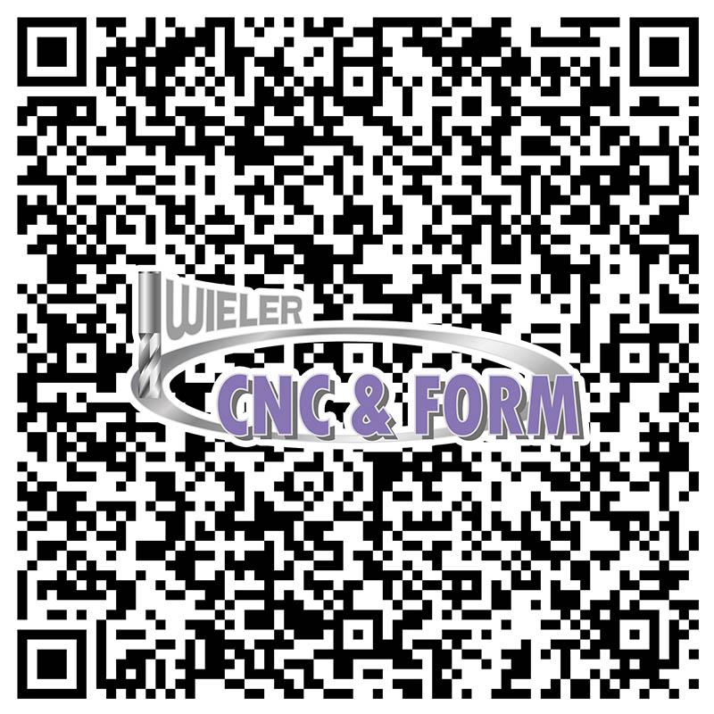 Wieler CNC & Form QR Code vCard