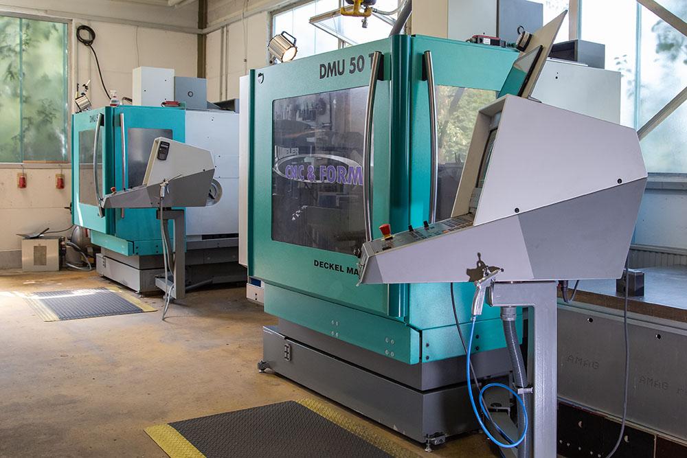 Wieler CNC und Form Frästeile Backnang Rems Murr - Ihr CNC Fräs und Kleinteile Service