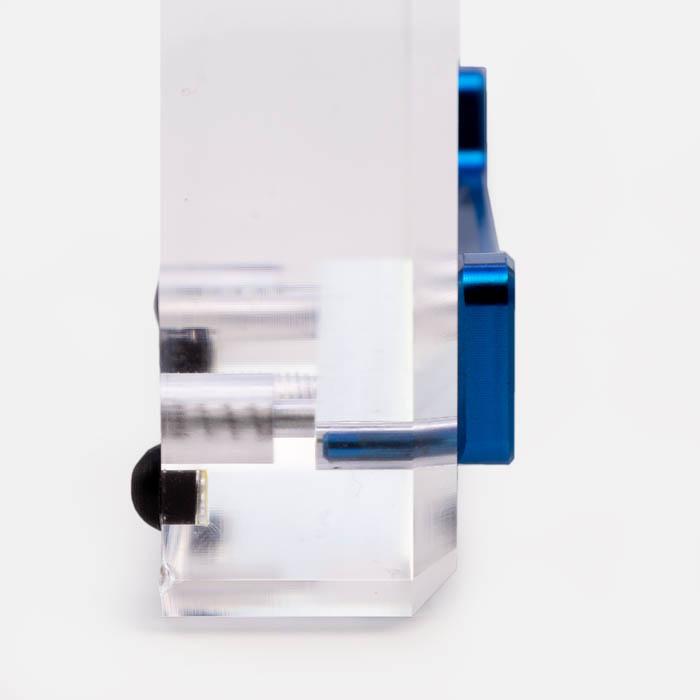 Wieler X1 V-Card Spannvorichtung Federzug geschlossen